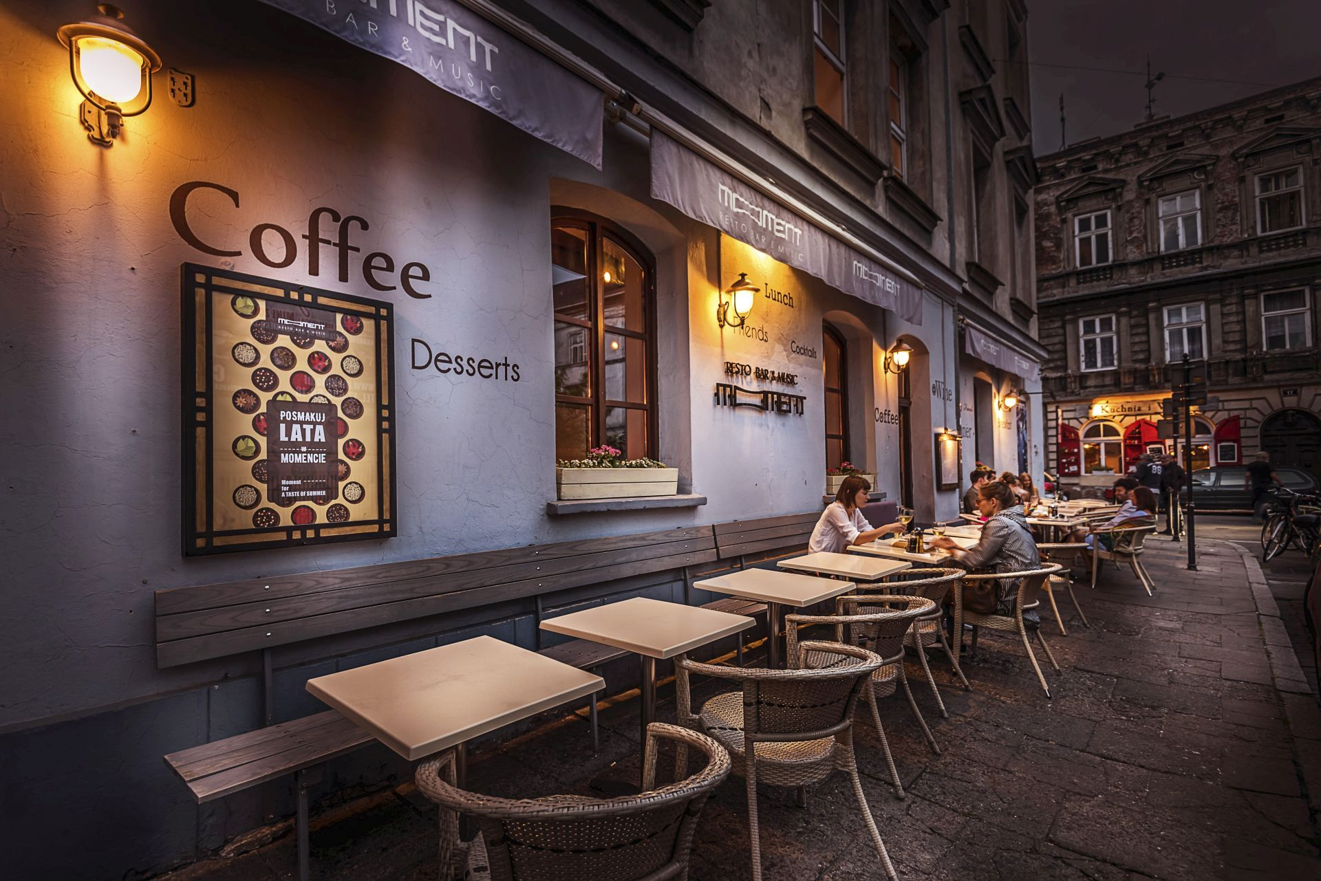 Galeria Moment Resto Bar Ul Estery 22 Kraków Kazimierz